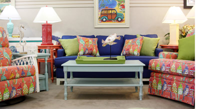 Living Southern Trends Home Furnishings